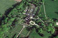 Bmth News (01202 558833)<br /> Pic: GoogleEarth<br /> <br /> The extensive damage is visible from Google Earth.<br /> <br /> Phoenix from the flames...<br /> <br /> A stately home which was burnt to the ground three years ago could now be restored after a buyer was finally found for it.<br /> <br /> Grade I listed Parnham House, near Beaminster, Dorset, is now just a charred shell of the magnificent mansion it once was following the fire in April 2017.<br /> <br /> Its previous owner, hedge fund manager Michael Treichl, was arrested on suspicion of arson only to later drown in an apparent suicide. <br /> <br /> The Elizabethan manor, which had been worth £15m before the blaze, was on the market for a cut-price £2.5million due to the scale of the damage of it.<br /> <br /> The price the private individual paid for the 38,000sq ft property has not been disclosed.