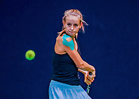 Hilversum, Netherlands, December 3, 2017, Winter Youth Circuit Masters, 12,14,and 16 years, Elysia Pool (NED)<br /> Photo: Tennisimages/Henk Koster