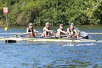 Race: 5  Event: Aspirational Club 4-<br /> Crew: 96  Club: Thames<br /> <br /> Henley Women's Regatta 2018<br /> Friday<br /> <br /> To purchase this photo, or to see pricing information for Prints and Downloads, click the blue 'Add to Cart' button at the top-right of the page.