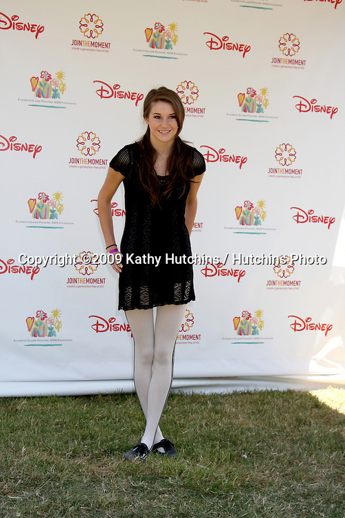 """Shailene Woodley arriving at """"A Time For Heroes Celebrity Carnival"""" benefiting the Elizabeth Glaser Pediatrics AIDS Foundation at the Wadsworth Theater Grounds in Westwood , CA on June 7, 2009 .©2009 Kathy Hutchins / Hutchins Photo.."""