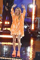 JUN 14 Ellie Goulding performs on Good Morning America's Summer Concert series