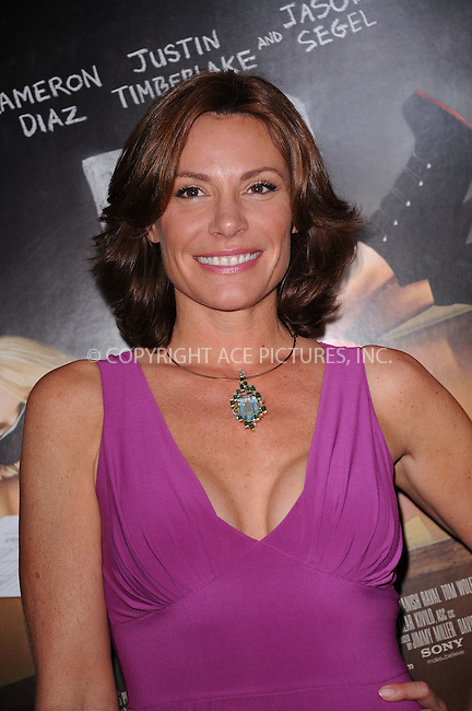 WWW.ACEPIXS.COM . . . . . .June 20, 2011...New York City...LuAnn de Lesseps  attends the premiere of 'Bad Teacher' at the Ziegfeld Theatre on June 20, 2011 in New York City.....Please byline: KRISTIN CALLAHAN - ACEPIXS.COM.. . . . . . ..Ace Pictures, Inc: ..tel: (212) 243 8787 or (646) 769 0430..e-mail: info@acepixs.com..web: http://www.acepixs.com .