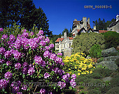 Tom Mackie, FLOWERS, photos, Cragside House in Spring, Rothbury, Northumberland, England, GBTM966083-1,#F# Garten, jardín