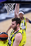 Turkish Airlines Euroleague.<br /> Final Four - Vitoria-Gasteiz 2019.<br /> Semifinals.<br /> Fenerbahce Beko Istanbul vs Anadolu Efes Istanbul: 73-92.<br /> Nicolo Melli.