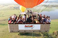 20151221 December 21st Hot Air Balloon Gold Coast