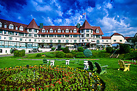 The Fairmont Algonquin, St. Andrews by the Sea, New Brunswick, Canada