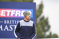 Nacho Elvira (ESP) on the 5th tee during Round 1 of the Betfred British Masters 2019 at Hillside Golf Club, Southport, Lancashire, England. 09/05/19<br /> <br /> Picture: Thos Caffrey / Golffile<br /> <br /> All photos usage must carry mandatory copyright credit (© Golffile | Thos Caffrey)