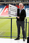 25.04.2018 Alex McLeish starts the search for this year's Scottish Football Hall of Fame nominations