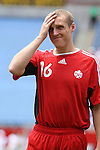 16 June 2007: Canada's Martin Nash. The Canada Men's National team defeated the Guatemala Men's National Team 3-0 at Gillette Stadium in Foxboro, Massachusetts in a 2007 CONCACAF Gold Cup quarterfinal.