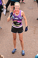 London Marathon finish 2019
