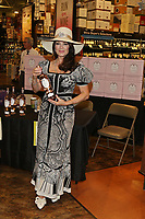 BOCA RATON, FL - FEBRUARY 08:  Actress, restaurateur and,Real Housewives of Beverly Hill star Lisa Vanderpump introduces fans to her newest venture Vanderpump Rose Wine on February 8, 2018 at Total Wine &amp; More in Boca Raton, Florida.<br /> <br /> <br /> People:  Lisa Vanderpump<br /> <br /> Transmission Ref:  MNC007<br /> Credit: Hoo-Me.com /MediaPunch