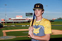Brayton Wilmes during the Under Armour All-America Tournament powered by Baseball Factory on January 17, 2020 at Sloan Park in Mesa, Arizona.  (Zachary Lucy/Four Seam Images)