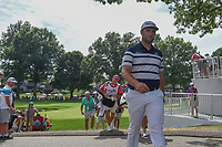 Jon Rahm (ESP) heads to 17 during 1st round of the World Golf Championships - Bridgestone Invitational, at the Firestone Country Club, Akron, Ohio. 8/2/2018.<br /> Picture: Golffile | Ken Murray<br /> <br /> <br /> All photo usage must carry mandatory copyright credit (&copy; Golffile | Ken Murray)