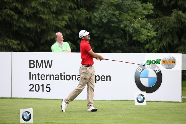 T5 after a 65 was Carlos Del Moral (ESP)  during Round Three of the 2015 BMW International Open at Golfclub Munchen Eichenried, Eichenried, Munich, Germany. 27/06/2015. Picture David Lloyd | www.golffile.ie