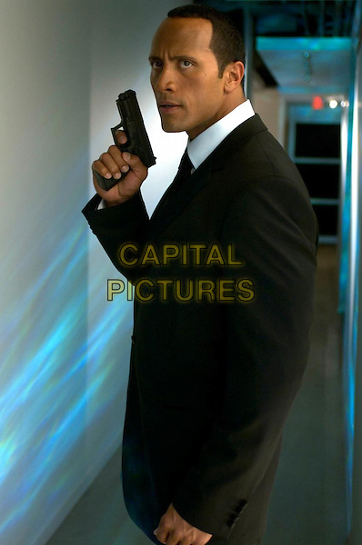 Dwayne &quot;The Rock&quot; Johnson<br /> in Southland Tales (2006) <br /> *Filmstill - Editorial Use Only*<br /> CAP/NFS<br /> Image supplied by Capital Pictures