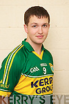 Shane OCarroll member of the Kerry U-21 panel 2012