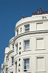 St Christophers Inn at the Palace Hotel on Brighton seafront, Sussex, England UK