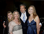 """Actor Jeff Bridges and family arrive to the """"Iron Man"""" premiere at Grauman's Chinese Theatre on April 30, 2008 in Hollywood, California."""
