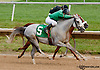Rich Chick winning at Delaware Park on 7/11/13