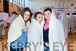 Mercy Mounthawk. World Record Attempt for as many ghosts in the one place in aid of Kerry Arthritis group on Friday. Pictured Ava Prendergast, Leigh Galloway and Magdalena Gacek