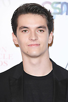 LONDON, UK. January 20, 2019: Fionn Whitehead arriving for the London Critics' Circle Film Awards 2019 at the Mayfair Hotel, London.<br /> Picture: Steve Vas/Featureflash