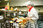 Apprentice Chef final at  IT Tralee on Thursday. Pictured Sophie Graef, Colaiste NaSceilge, Cahersiveen