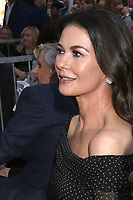 LOS ANGELES - NOV 6:  Catherine Zeta-Jones at the Michael Douglas Star Ceremony on the Hollywood Walk of Fame on November 6, 2018 in Los Angeles, CA