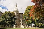 Michigan State Capitol Building, fall 2009.