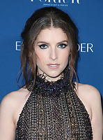 LOS ANGELES, CA - OCTOBER 9: Anna Kendrick, at Porter's Third Annual Incredible Women Gala at The Ebell of Los Angeles in California on October 9, 2018. Credit: Faye Sadou/MediaPunch