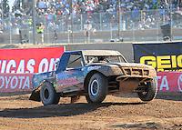 Apr 17, 2011; Surprise, AZ USA; LOORRS driver Richard Cassey (29) during round 4 at Speedworld Off Road Park. Mandatory Credit: Mark J. Rebilas-