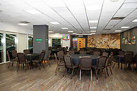 A general view of the Swansea Building Society Lounge during the Sky Bet Championship match between Swansea City and Fulham at the Liberty Stadium in Swansea, Wales, UK. Friday 29 November 2019