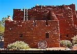 Hopi House, Mary Colter 1905, Grand Canyon Village, South Rim, Grand Canyon, Arizona