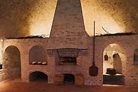 Europe/France/Nord-Pas-de-Calais/59/Nord/Gravelines: l'Arsenal, Château-Arsenal, le four à pain situé dans une ancienne casemate souterraine transformée en boulangerie en 1693 par Vauban