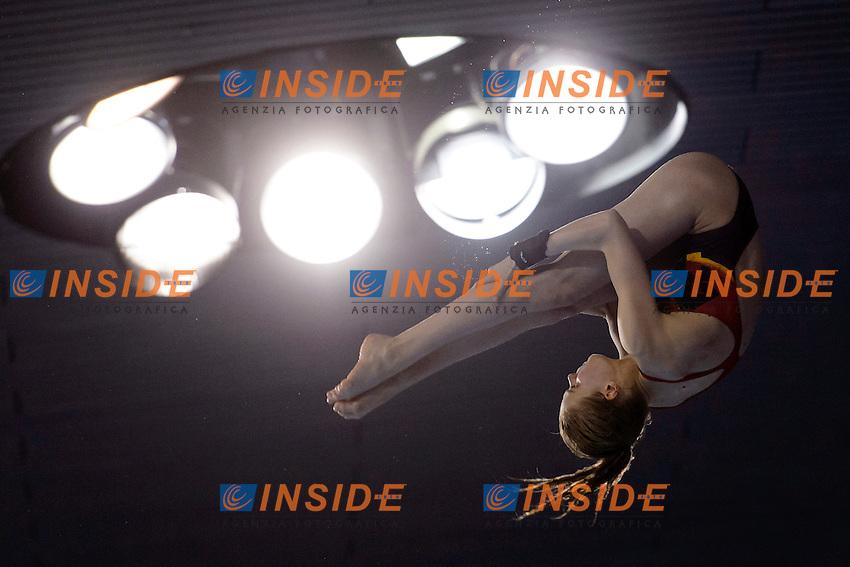WASSEN Christina GER Germany<br /> Women's 10m Platform Final <br /> London, Queen Elizabeth II Olympic Park Pool <br /> LEN 2016 European Aquatics Elite Championships <br /> Diving  <br /> Day 05 13-05-2016<br /> Photo Andrea Staccioli/Deepbluemedia/Insidefoto