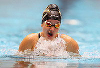 Mya Rasmussen. Swimming New Zealand Aon National Age Group Championships, Wellington Regional Aquatic Centre, Wellington, New Zealand, Wednesday 17 April 2019. Photo: Simon Watts/www.bwmedia.co.nz