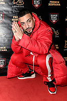 LAS VEGAS, NV - FEBRUARY 3: French Montana Performs at Drai's Nightclub in Las Vegas, Nevada on February 3, 2019. <br /> CAP/MPI/DAM<br /> &copy;DAM/MPI/Capital Pictures