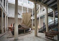 Afrique/Afrique de l'Est/Tanzanie/Zanzibar/Ile Unguja/Stone Town: la Maison ou le Palais des Merveilles, Musée de l'Ile