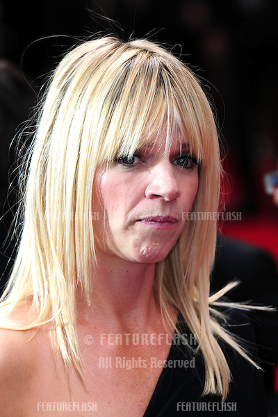 Zoe Ball arrives for the BAFTA TV Awards at the Grosvenor House Hotel, London. 22/05/2011  Picture by: Simon Burchell / Featureflash