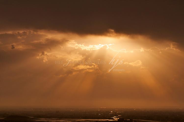 Sunshines after the rain, Doha, Qatar | Nov 10