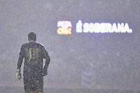 SÃO PAULO, SP, 21.10.2015 - SÃO PAULO-SANTOS - Rogério Ceni do São Paulo durante partida contra o Santos, jogo válido pela semifinal da Copa do Brasil 2015, no estádio do Morumbi, região sul de São Paulo, nesta quarta, 21. (Foto: Levi Bianco / Brazil Photo Press)