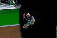 2012 Pantech Dew Tour Skate Vert Event