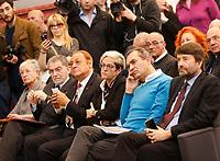 Laurea ad Honorem ad Antonio De Curtis in arte Tot&ograve; conferita dall'Universit&agrave; Federico II di Napoli<br /> nella foto Renzo Arbore e Elena De Curtis nipote del comico