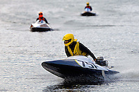 75-F returns to the pits(Outboard Runabout)
