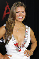 HOLLYWOOD, LOS ANGELES, CA, USA - MAY 31: Nia Peeples at the 'Pretty Little Liars' 100th Episode Celebration held at W Hotel Hollywood on May 31, 2014 in Hollywood, Los Angeles, California, United States. (Photo by Xavier Collin/Celebrity Monitor)