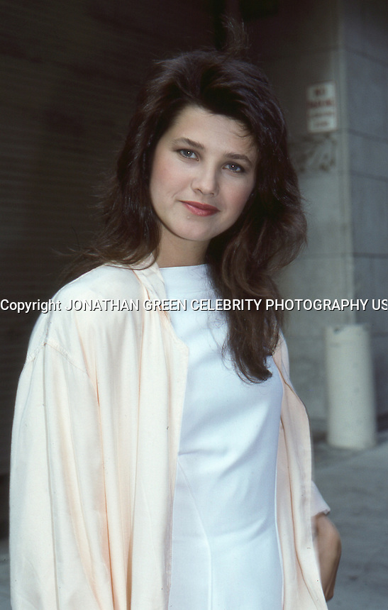 Daphne Zuniga NYC 1987 by Jonathan<br />