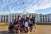 Day 5 - Vic V ACT - U14 Girls - NJC 2009