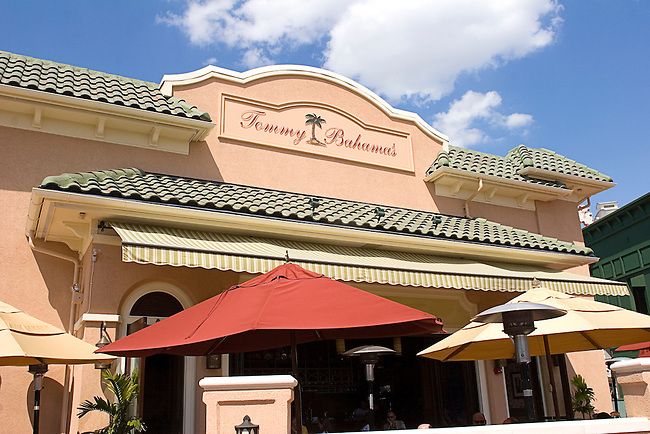 Tommy Bahama's Restaurant, International Drive, Orlando, Florida