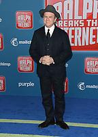 05 November 2018 - Hollywood, California - John C. Reilly. Disney's &quot;Ralph Breaks the Internet&quot; Los Angeles Premiere held at El Capitan Theater. <br /> CAP/ADM/BT<br /> &copy;BT/ADM/Capital Pictures