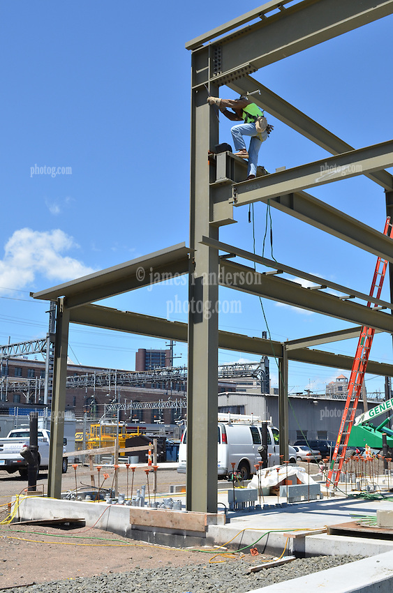 New Haven Rail Yard, Independent Wheel True Facility. CT-DOT Project # 0300-0139, New Haven CT.<br />