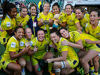 World Rugby Women's Sevens Series, London, Day 2, 16th May 2015